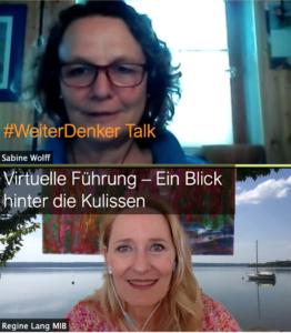 #WeiterDenker Talk